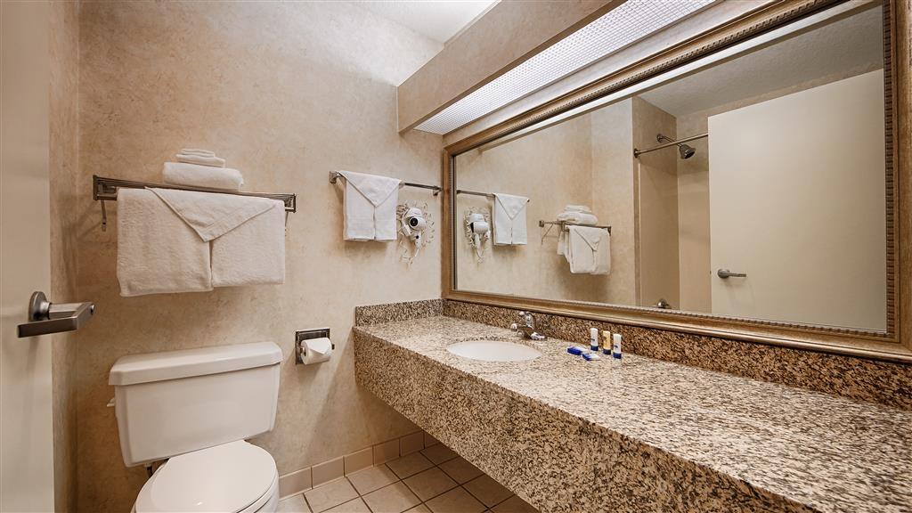 Best Western Marble Falls Inn - Salle de bains
