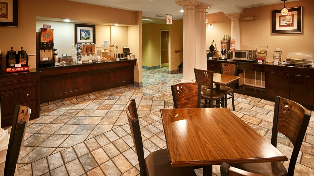 Best Western San Marcos - Breakfast Bar