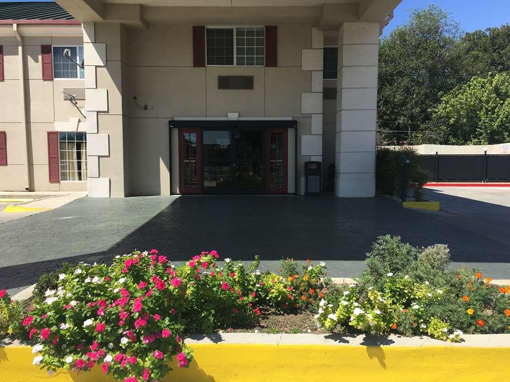 Best Western San Marcos - Vista Exterior