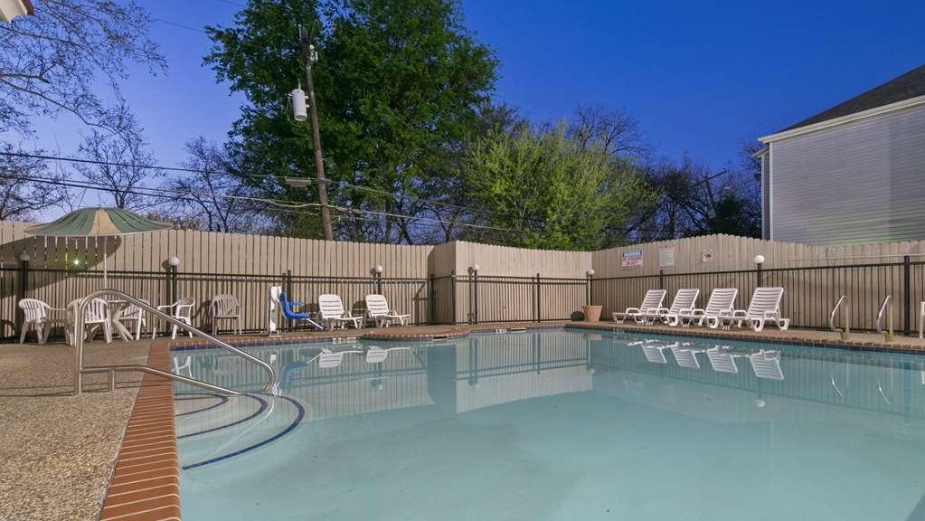Best Western San Marcos - Vista de la piscina