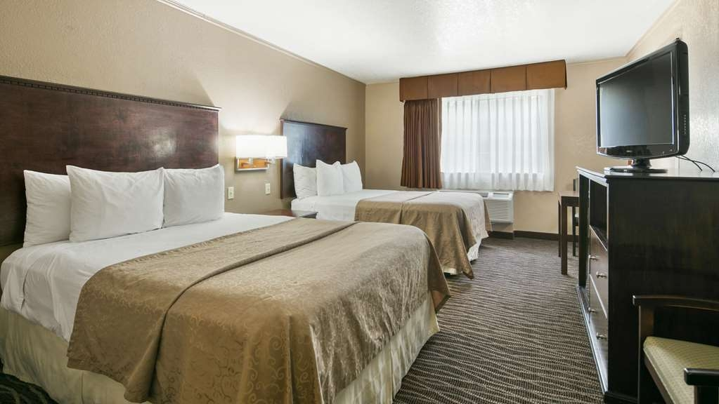 Best Western San Marcos - Two Queen Guest Room