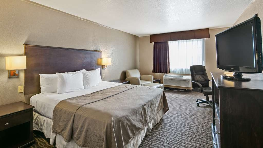 Best Western San Marcos - King Guest Room