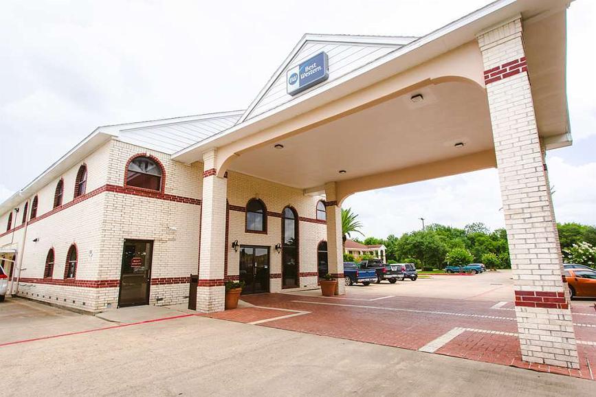 Best Western Pearland Inn - Vista exterior