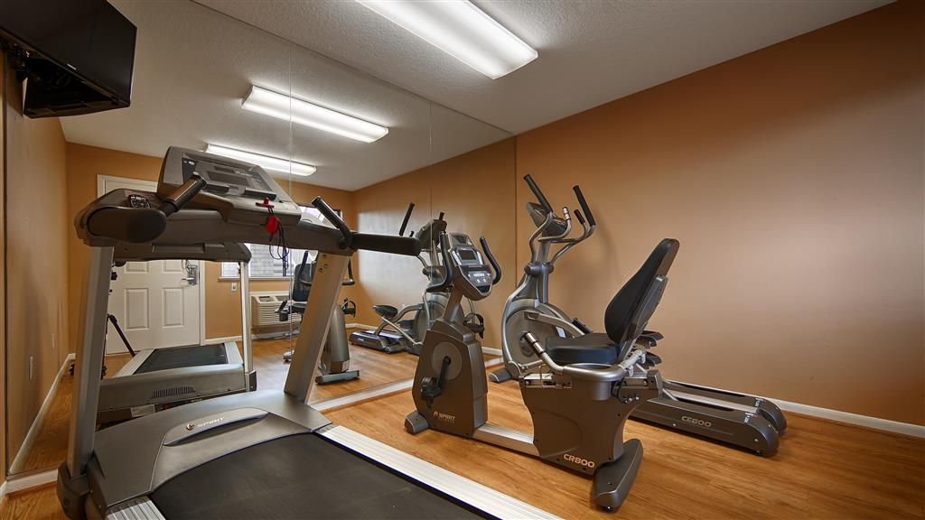 Best Western Pearland Inn - Fitness Center