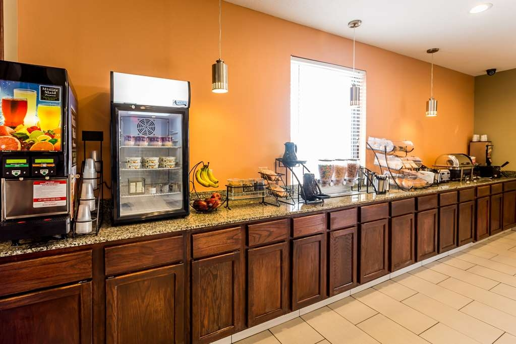 Best Western Executive Inn - Area colazione