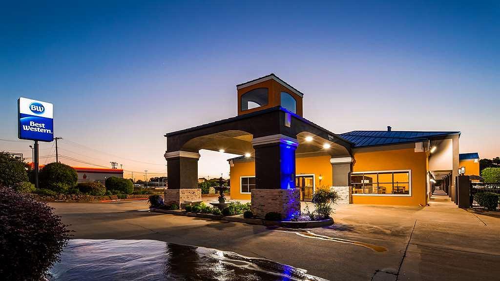 Best Western Inn of Kilgore - Vue extérieure