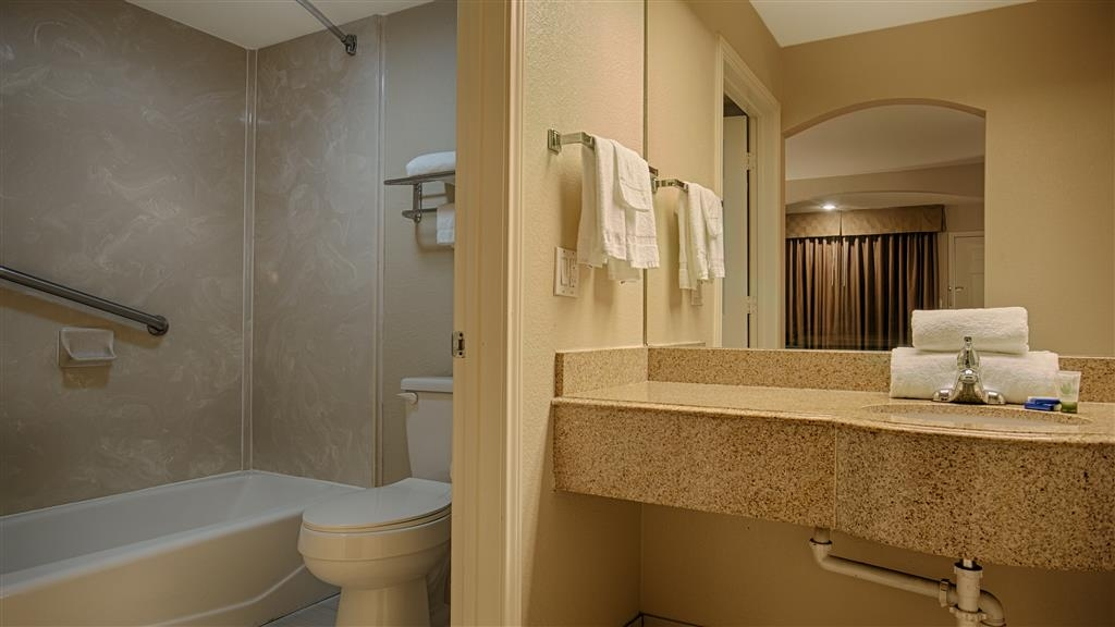 Best Western Inn of Kilgore - Baño