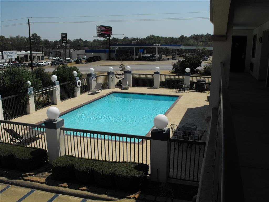 Best Western Inn of Kilgore - Vista de la piscina