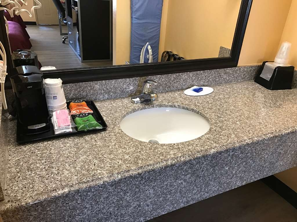 Best Western Northpark Inn - Bagno