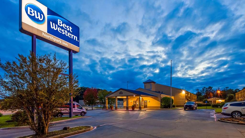 Best Western Northpark Inn - Vista Exterior