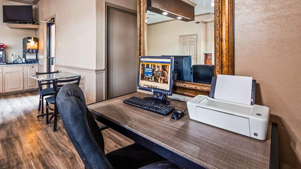 Best Western Northpark Inn - centro de negocios-característica