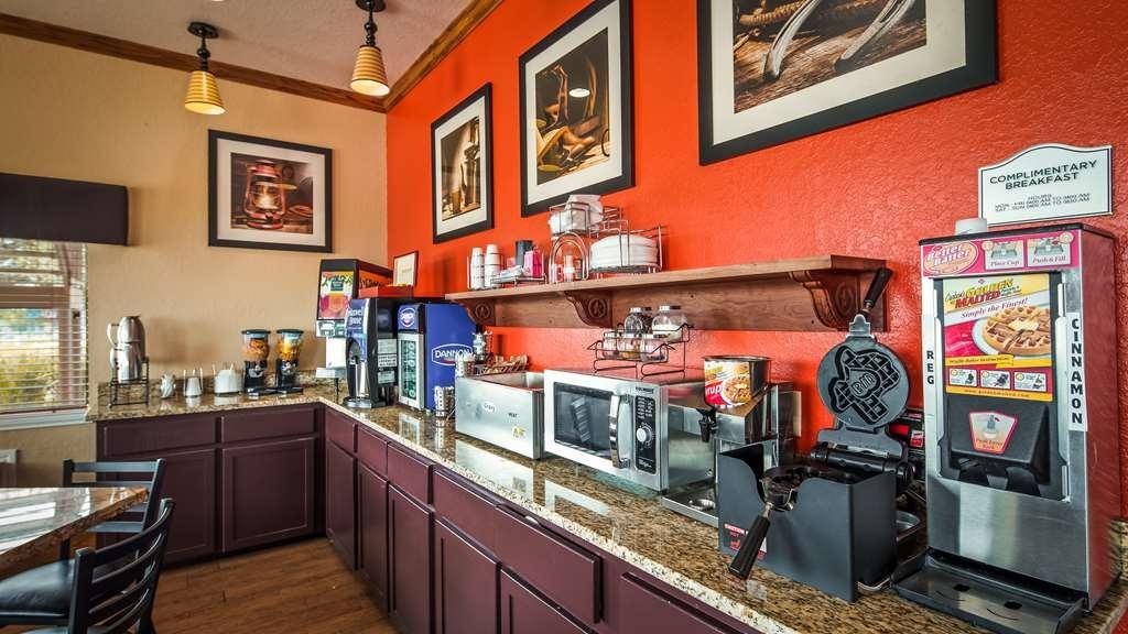 Best Western Floresville Inn - Restaurant / Etablissement gastronomique