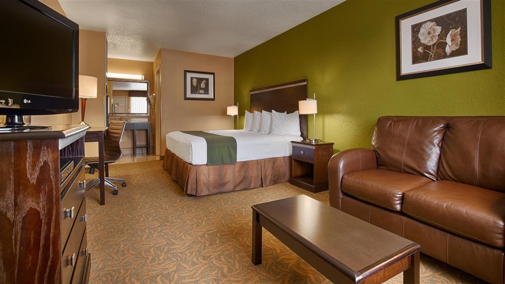 Best Western Floresville Inn - Habitación