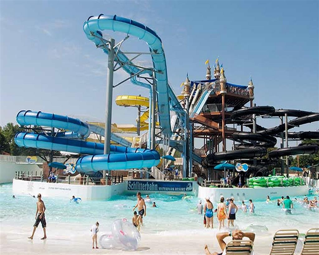 Best Western Inn & Suites - Bringing along the family then stay at our hotel and visit Schlitterbahn Water Park featuring indoor and outdoor amusement!