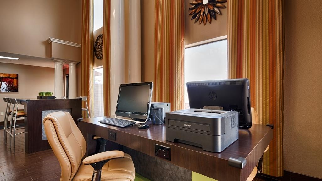 Best Western Inn & Suites - centre des affaires
