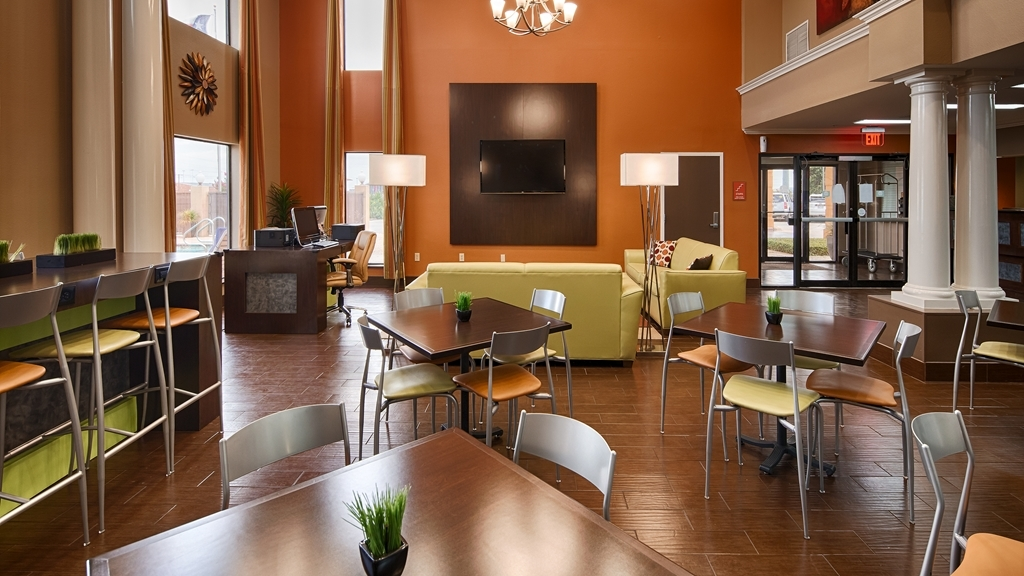 Best Western Inn & Suites - We've added the extra touches to ensure that your stay is the best it can be.