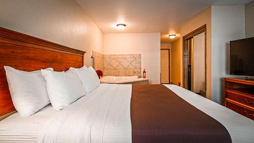 Best Western George West Executive Inn - Habitaciones/Alojamientos