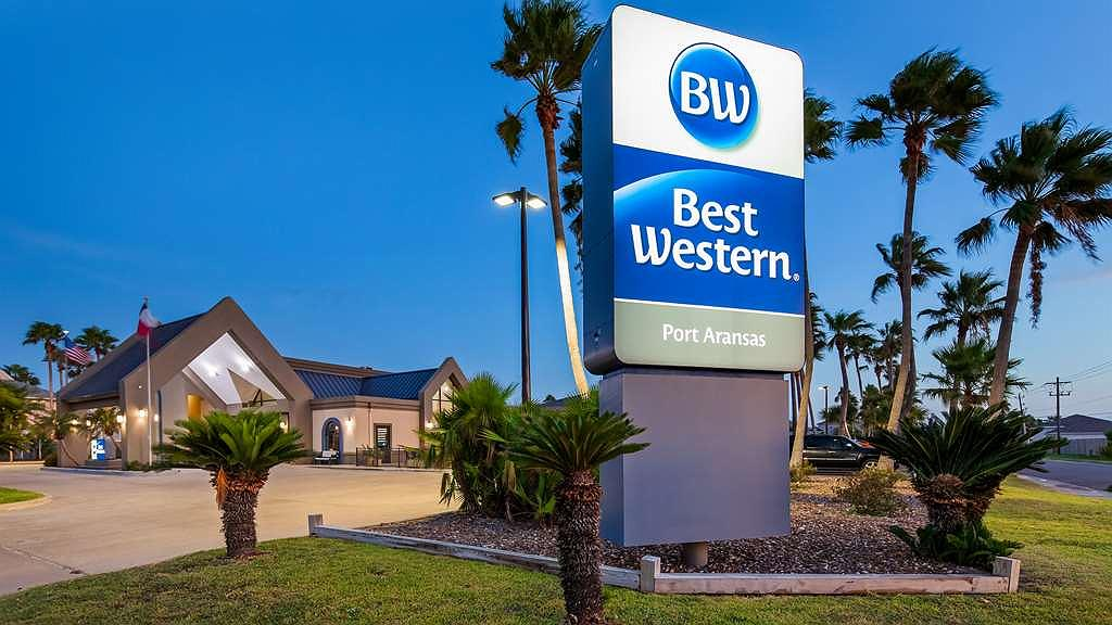 Best Western Port Aransas - Aussenansicht