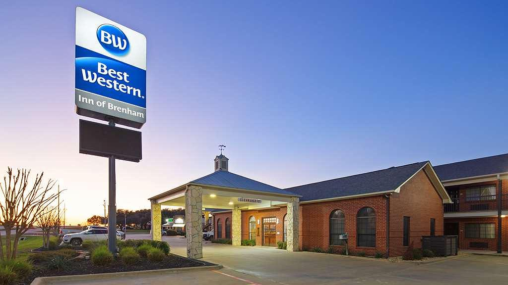 Best Western Inn of Brenham - We pride ourselves on being one of the finest hotels in Brenham.