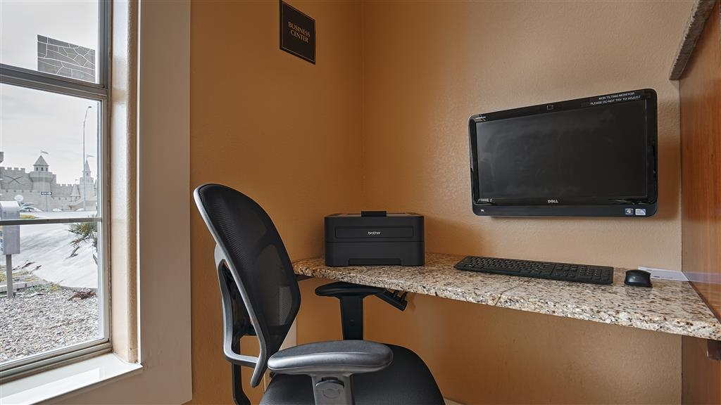 Best Western Padre Island - Business Center