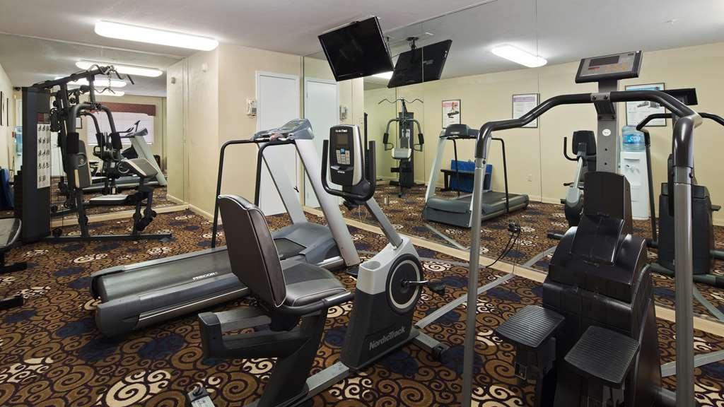 Best Western Deer Park Inn & Suites - Fitnessstudio