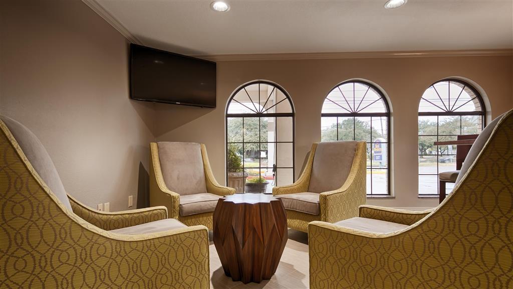 Best Western Deer Park Inn & Suites - Foyeransicht