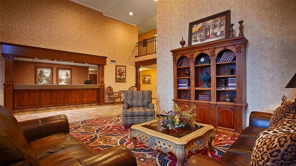 Best Western Plus Southpark Inn & Suites - Hall