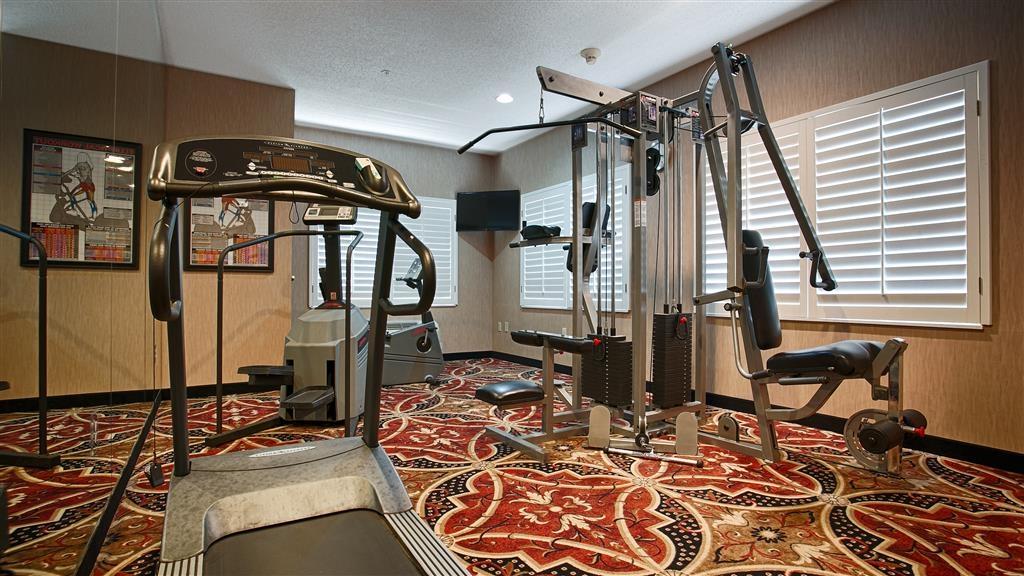 Best Western Plus Southpark Inn & Suites - Club de salud