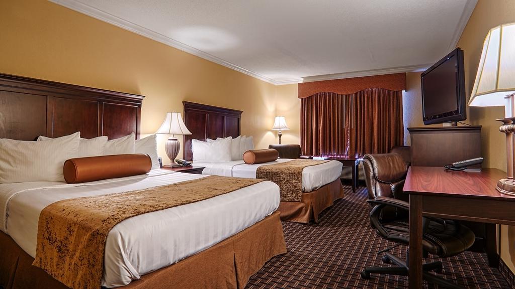 Best Western Plus Southpark Inn & Suites - standard double