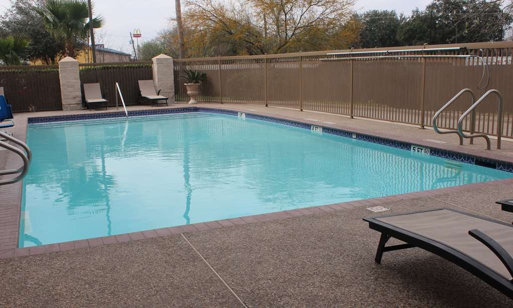 Best Western Heritage Inn - Our pool is the perfect place for swimming laps or just taking a quick dip.