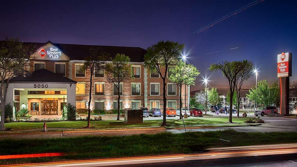 Best Western Plus DFW Airport Suites - Vista exterior