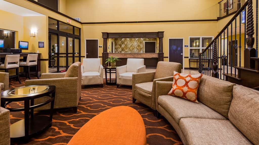 Best Western Plus DFW Airport Suites - Hall