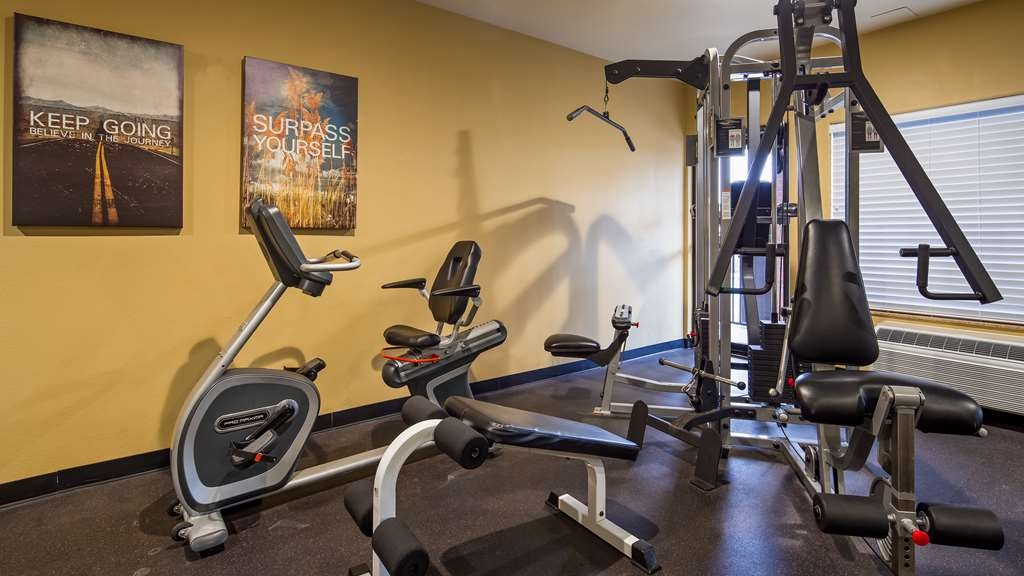 Best Western Plus DFW Airport Suites - Fitness Center