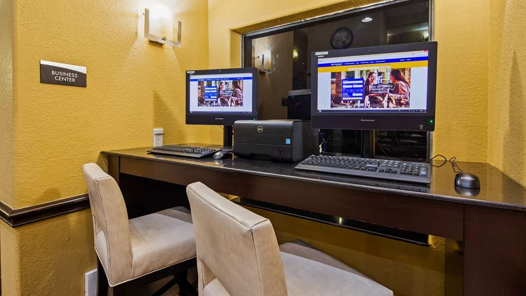 Best Western Plus DFW Airport Suites - Business Center