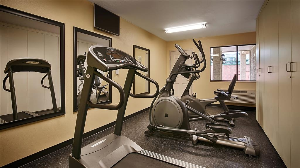 Best Western Cedar Inn - Centre de fitness