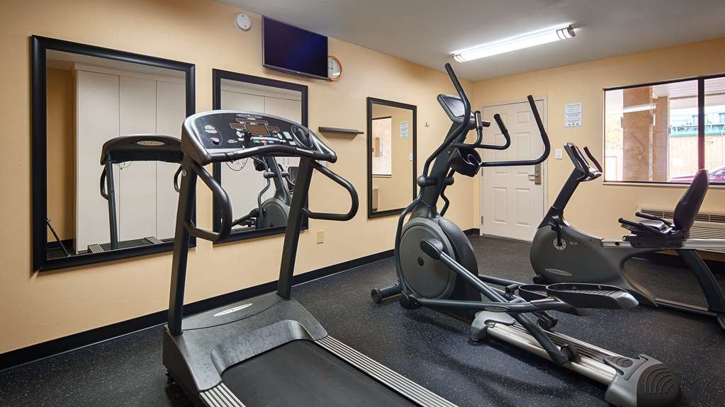 Best Western Cedar Inn - Club de remise en forme