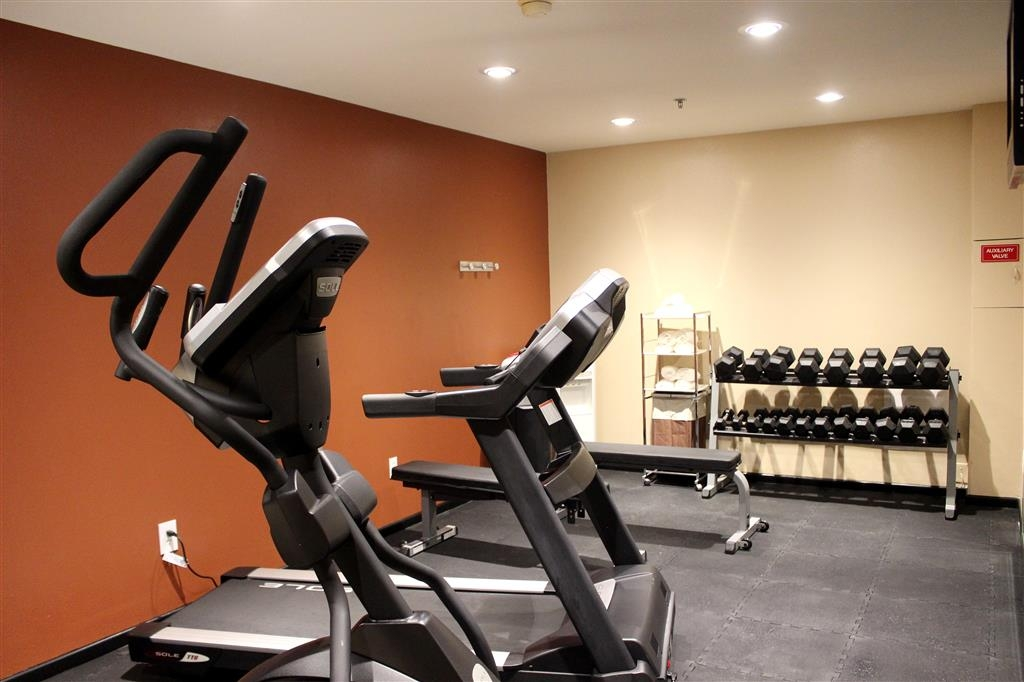 Best Western Plus Edinburg Inn & Suites - Fitness Center