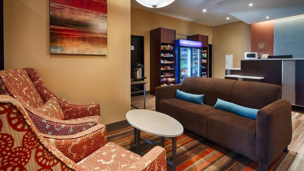 Best Western Plus Edinburg Inn & Suites - We've added the extra touches to ensure that your stay is the best it can be.