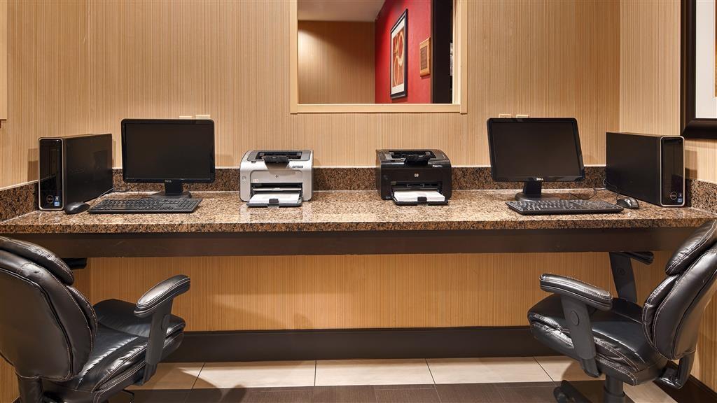 Best Western Plus Denton Inn & Suites - affari-centro