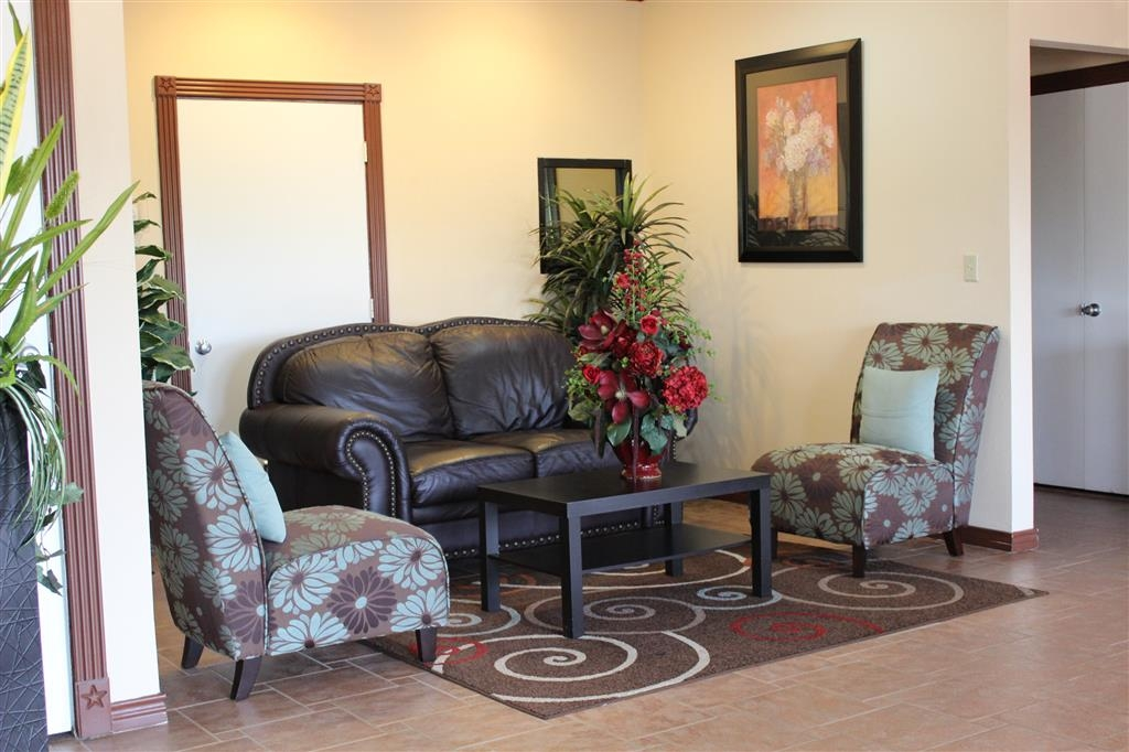 Best Western Inn of Navasota - Lobby