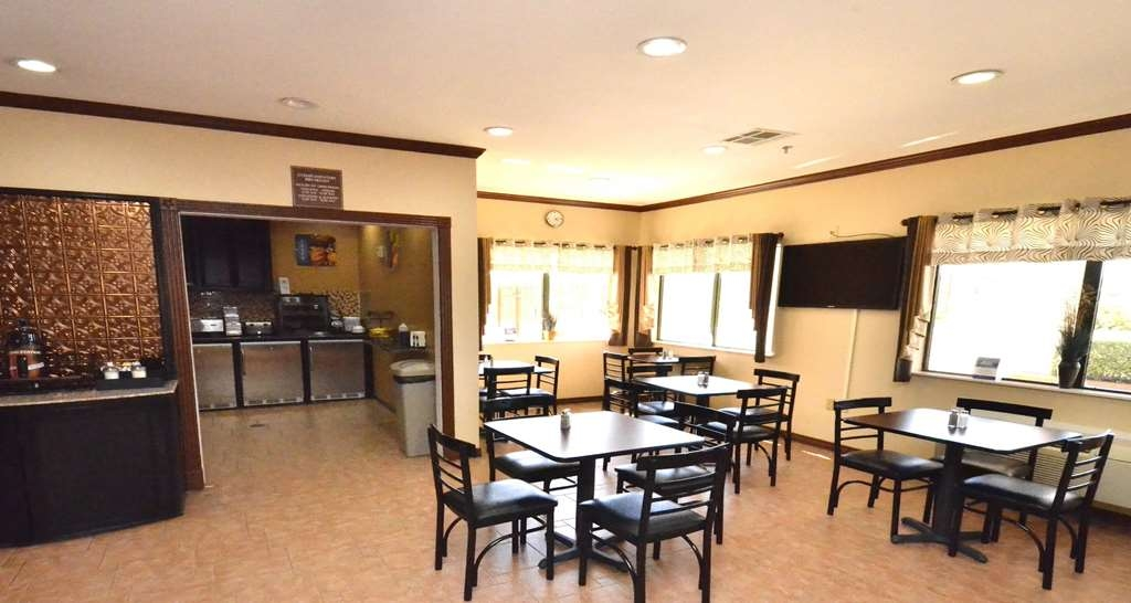 Best Western Inn of Navasota - Breakfast Area