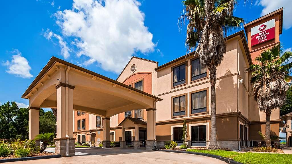 Best Western Plus North Houston Inn & Suites - Aussenansicht