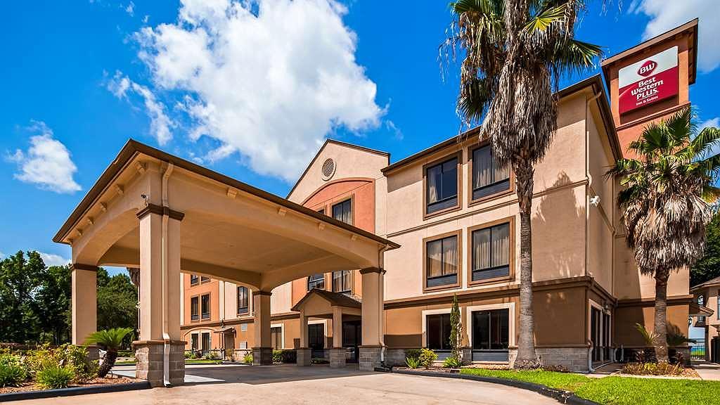 Best Western Plus North Houston Inn & Suites - Aussenansicht
