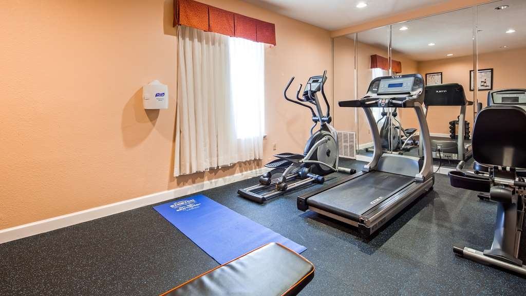 Best Western Plus North Houston Inn & Suites - Fitness Center