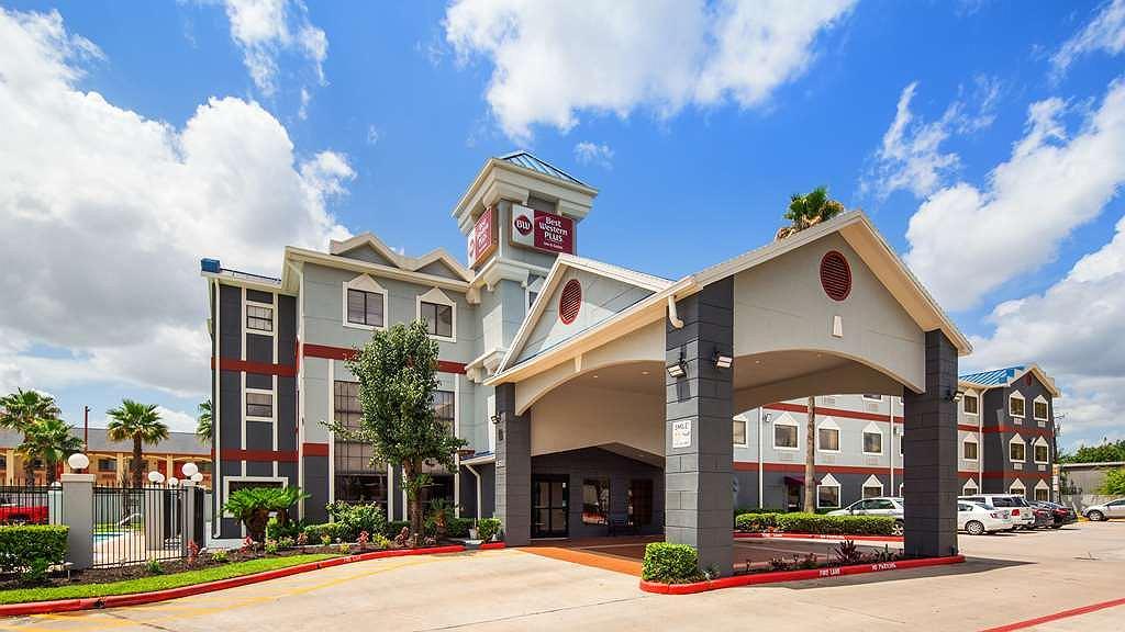 Best Western Plus Northwest Inn & Suites - Vista exterior
