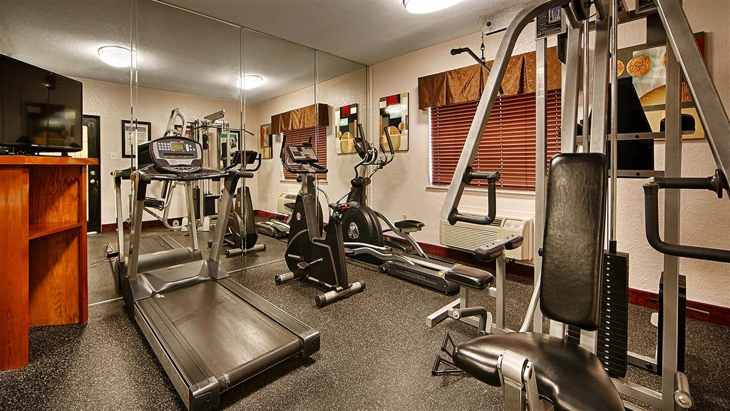 Best Western Plus Northwest Inn & Suites - Centre de fitness