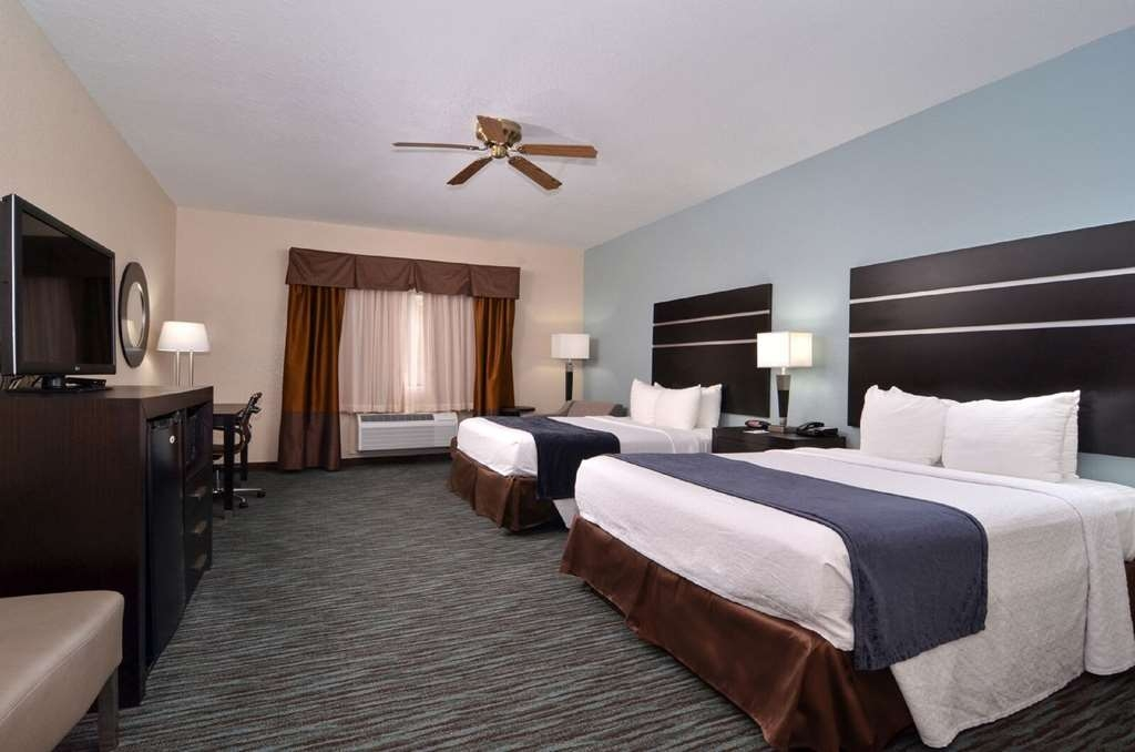 Best Western Plus Northwest Inn & Suites - Chambres / Logements