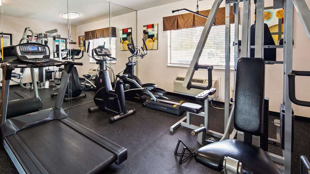 Best Western Plus Northwest Inn & Suites - Club de remise en forme