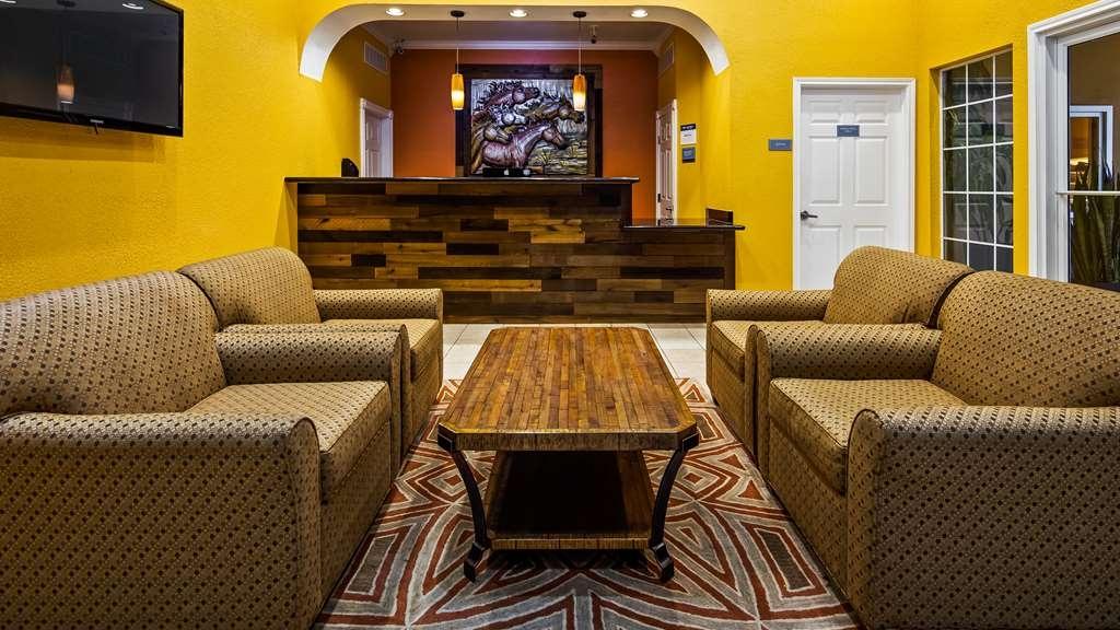 Best Western La Hacienda Inn - Hall