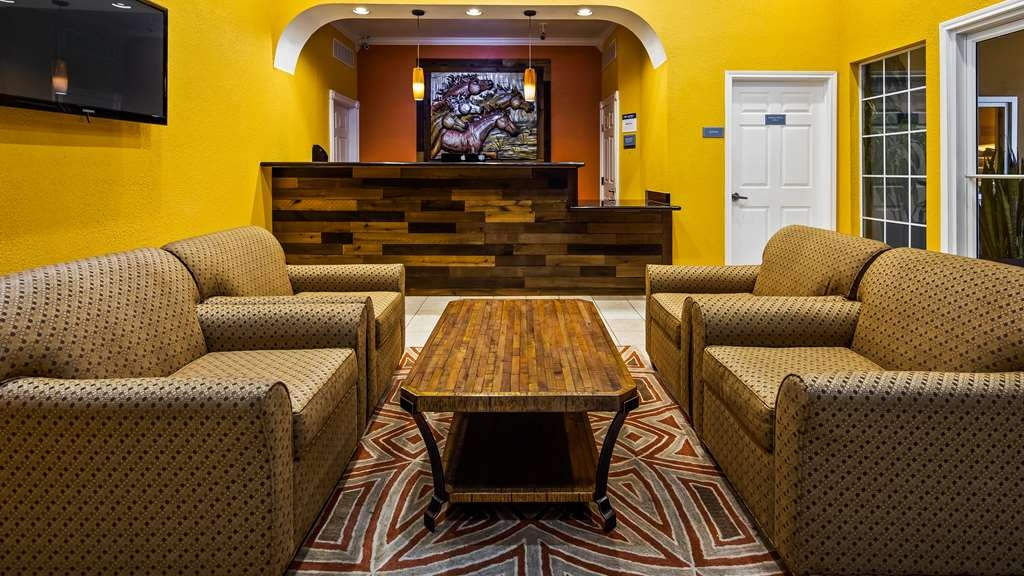 Best Western La Hacienda Inn - Lobby view
